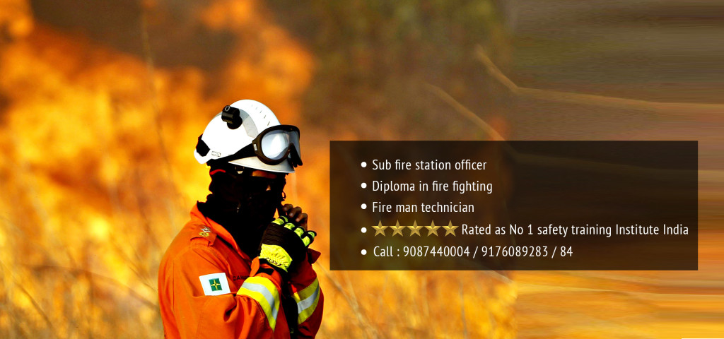 fire and safety courses in chennai